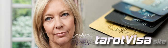 Tarot por visa con la vidente fiable Daniela